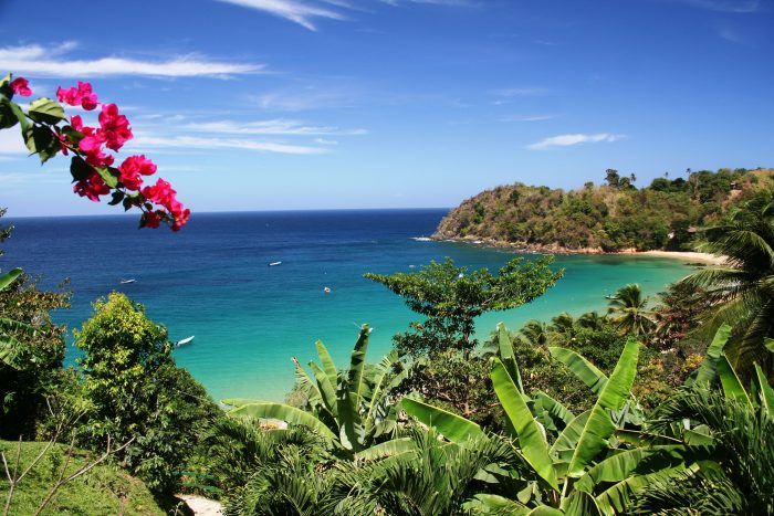 Batteaux Bay, Tobago - MotMot Travel