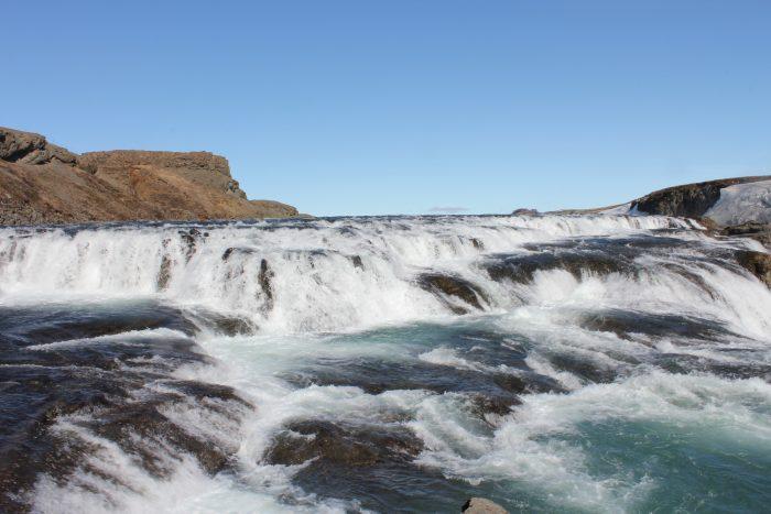 Gulfoss, Iceland - Jess Hatchett