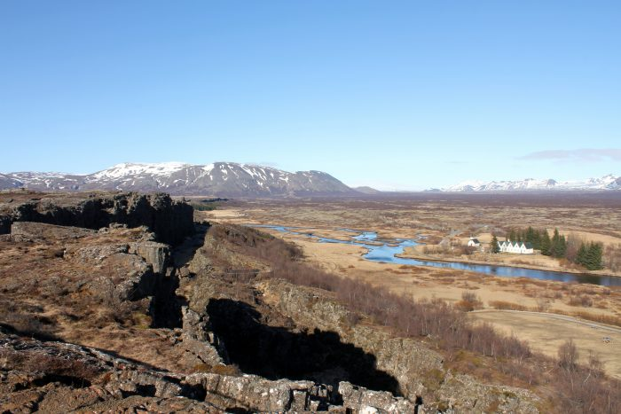 Rift Valley, Iceland - Jess Hatchett