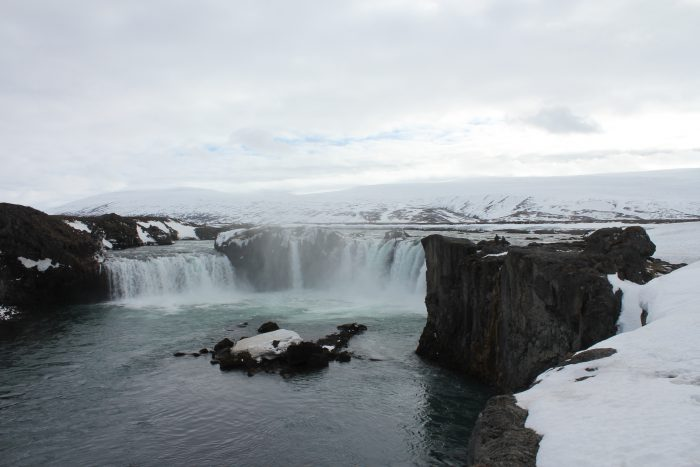 Godafoss, Iceland - Jess Hatchett