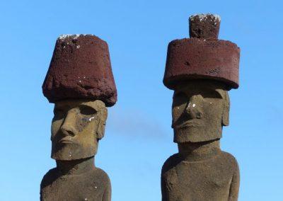 Ahu Nao-Nao, Easter Island - Laurie Jackson
