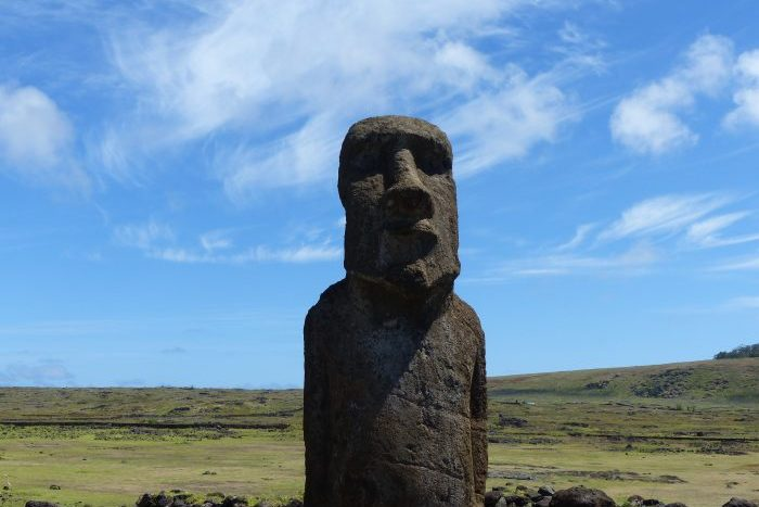 Ahu Tongariki, Easter Island - Laurie Jackson