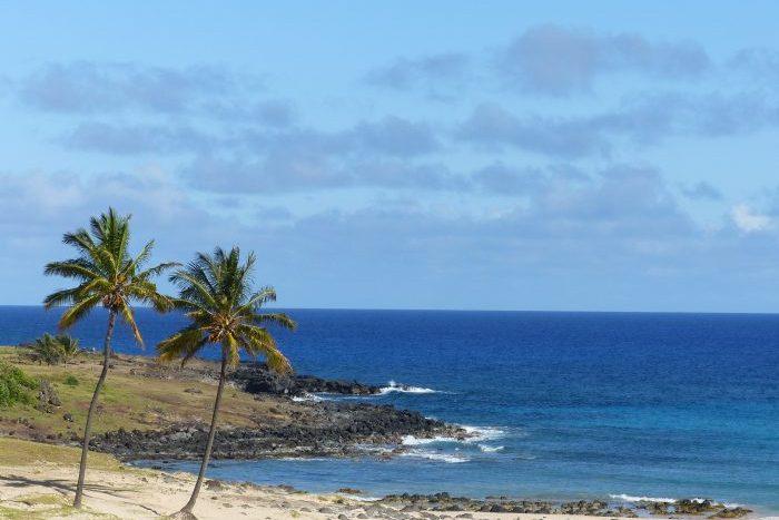 Anakena, Easter Island - Laurie Jackson