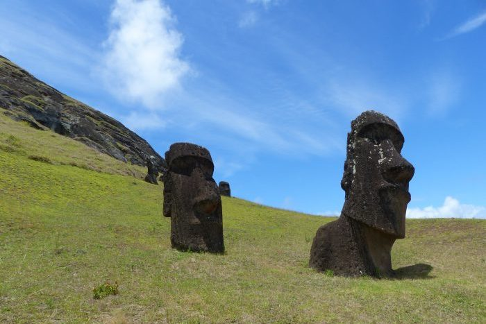 Rano Raraku, Easter Island - Laurie Jackson
