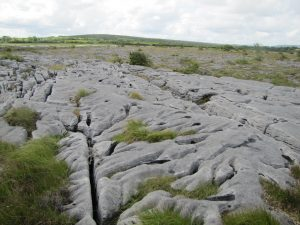 Limestone-pavement-Ireland