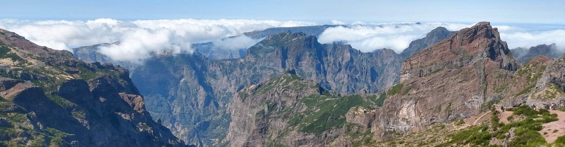 Pico-Areeiro-Madeira